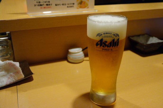 君町_ビール