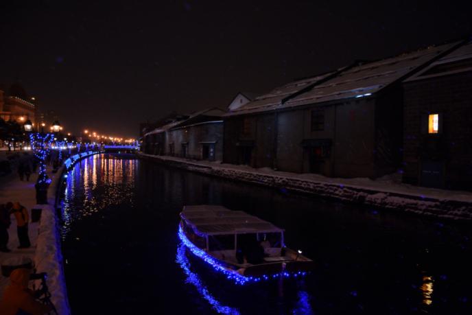 小樽_小樽運河