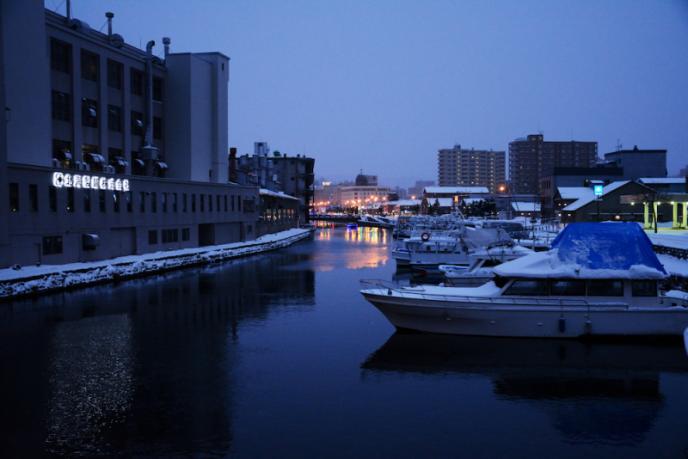 小樽_北運河2