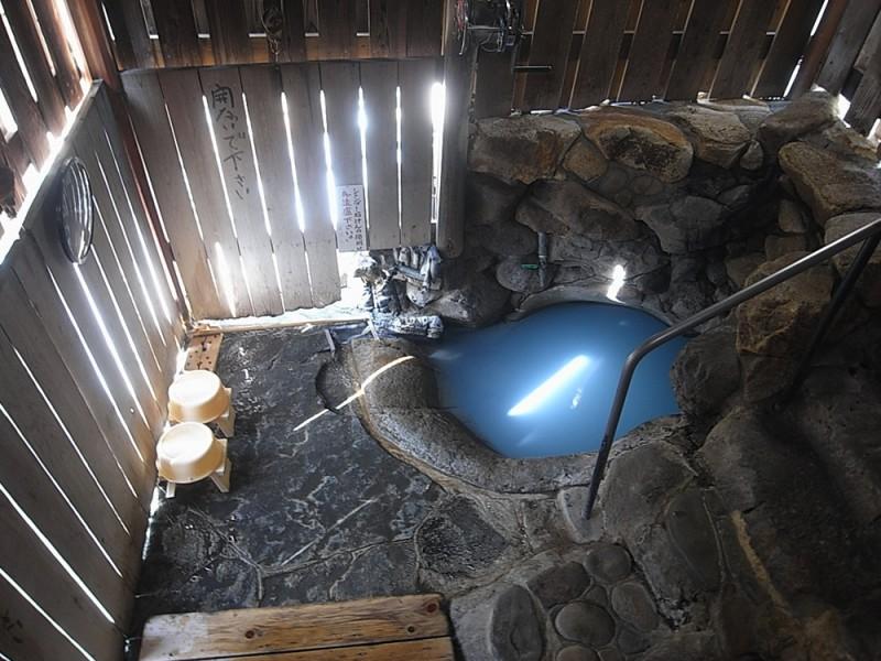 湯の峰温泉つぼ湯