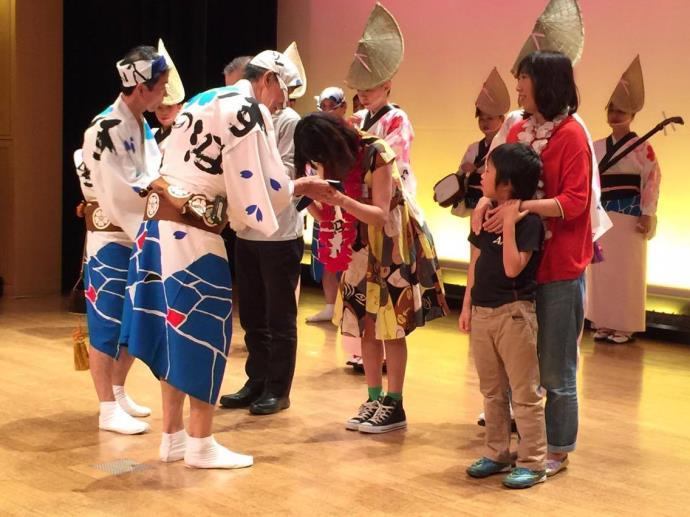 阿波踊り体験5