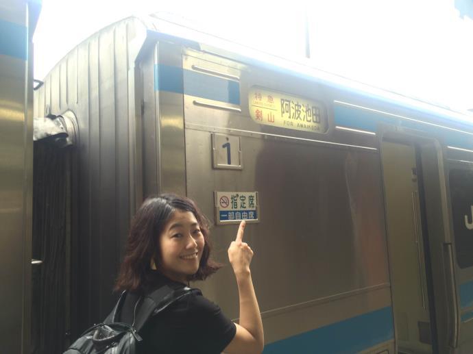 徳島駅_特急