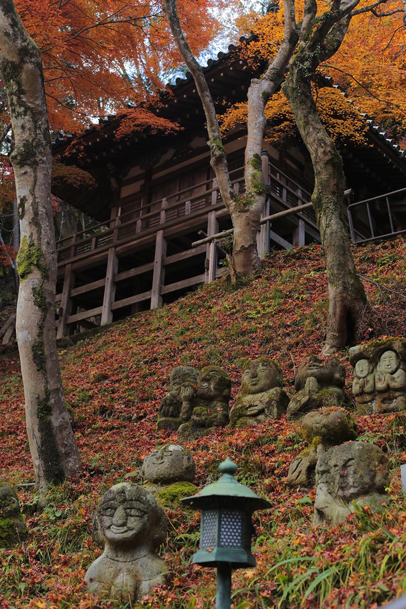 嵐山 愛宕念仏寺