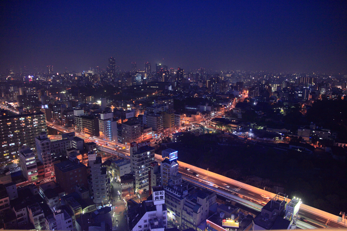 大阪 夜景 スポット