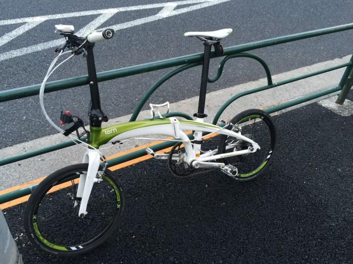 ミニベロだけど疲れにくく速いVerge X10 | Tern Folding Bikes