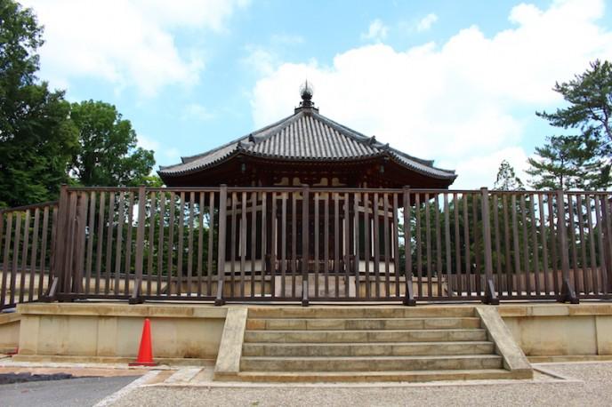 興福寺・北円堂(国宝)