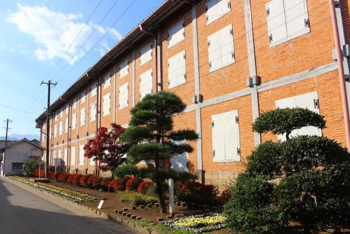 世界遺産富岡製糸場や群馬サファリパークも 群馬県