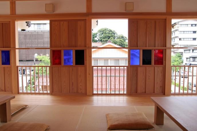 2階にある休憩所 提供元:KAGA旅・まちネット