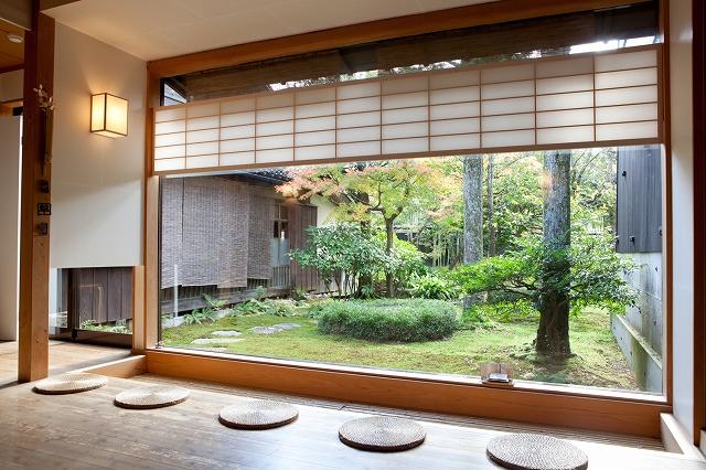 お庭 写真提供:石川県観光連盟