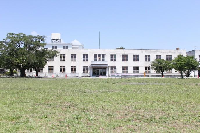 筑波海軍航空隊記念館(司令部庁舎)