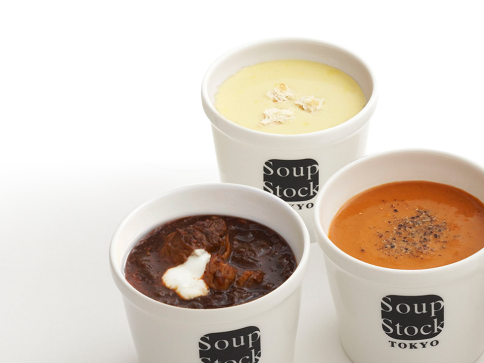Soup Stock Tokyo Online storeより引用