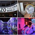 地上40mの壁面すべり台にびっくり!福岡の新名所「BOSS E・ZO FUKUOKA」を体験してみた