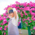 京成バラ園に行ってみた!色と香りの洪水、写真映え最高のロケーション